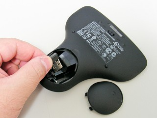 Lenovo N5901 ドングルを収納できる