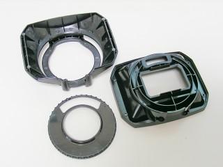 CX700Vレンズフード構成部品