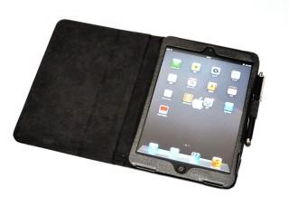 iPadmini PUレザーケース 1