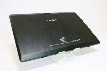 CHUWI Hi10 Ultrabook Tablet PC 背面の処理