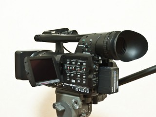 Panasonic AG-HMC155 操作パネル