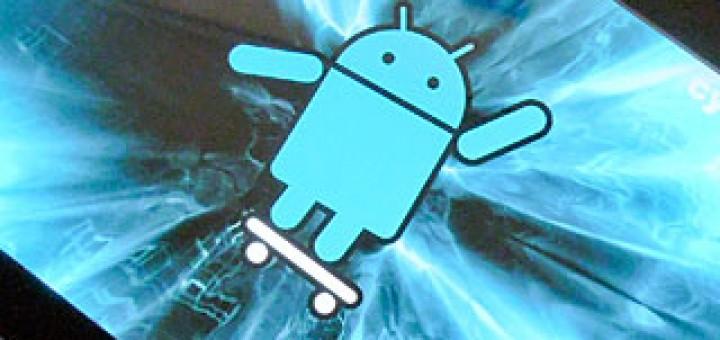 CyanogenMod9 L-06C